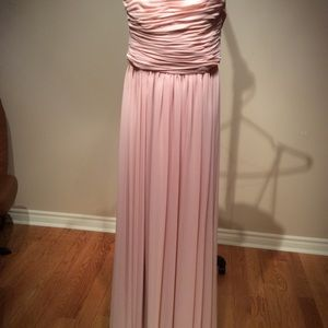 Vera Wang prom dress